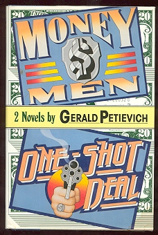 Image for Money Men -and- One-Shot Deal