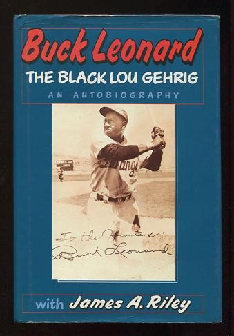 Image for Buck Leonard: The Black Lou Gehrig