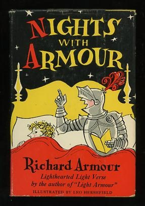 Image for Nights with Armour [*SIGNED*]
