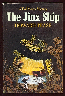 Image for The Jinx Ship (a Tod Moran Mystery)