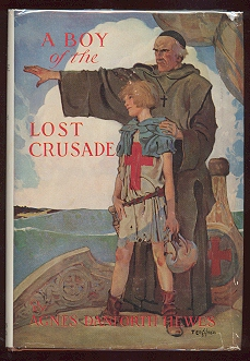Image for A Boy of the Lost Crusade
