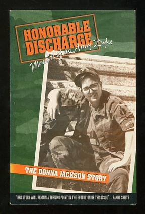 Image for Honorable Discharge: Memoirs of an Army Dyke: The Donna Jackson Story