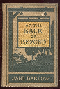 Image for At the Back of Beyond