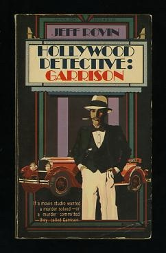 Image for Hollywood Detective: Garrison