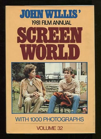 Image for John Willis' Screen World 1981 (Volume 32) [cover photo: ORDINARY PEOPLE]