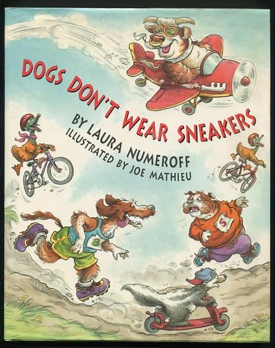 Image for Dogs Don't Wear Sneakers [*SIGNED*]