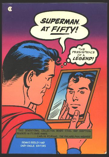 Image for Superman at Fifty! The Persistence of a Legend