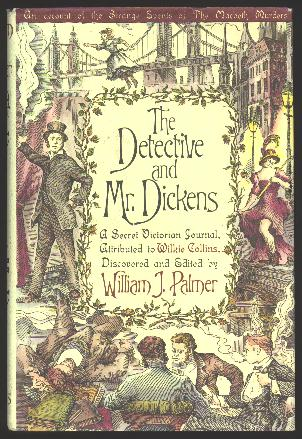 Image for The Detective and Mr. Dickens