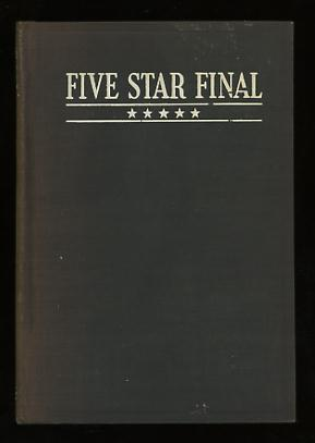 Image for Five Star Final: A Melodrama in Three Acts