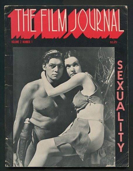 Image for The Film Journal (September 1972) [Vol. 2, No. 1]