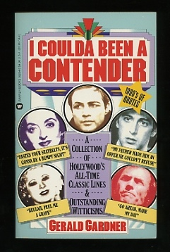 Image for I Coulda Been a Contender