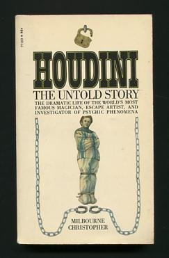Image for Houdini: The Untold Story